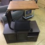 サイドデスク・テレビボード 組み立て式