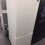 冷蔵庫 167L シャープ 2012年製 SJ-17E9-KB