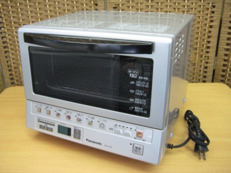 Panasonic オーブン&トースター NB-G120P