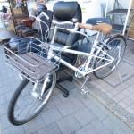 ダイワ 26インチ 6段変速 LEDオートライト自転車