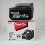 MAKITA リチウムイオンバッテリー 未使用 BL1430B
