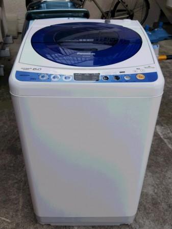 パナソニック 6.0K洗濯機 NA-FS60H6 2013年製