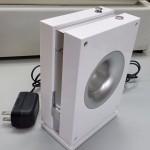 DXアンテナ 地上デジタル放送 UHF・VHF/FMブースター内蔵デジタル室内アンテナ US100AW