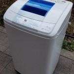 洗濯機 ハイアール 5.0K  JW-K50K 2016年製