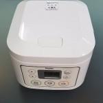 ハイアール 3.0合 炊飯器 JJ-M30C 2016年製
