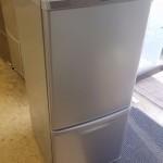 冷蔵庫 138L パナソニック NR-B148W 2016年製
