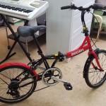 DUCATI (ドゥカティ) 折りたたみ自転車