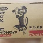 未使用 マキタ 充電式インパクトドライバ TD160DZB