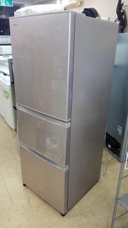 冷蔵庫 330L 東芝 2017年製 GR-H34SY