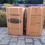 新品 3.0キロ 全自動小型洗濯機 MyWAVE フルオート3.0 2台