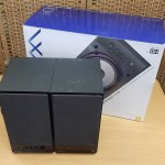 ONKYO オンキョー ペアスピーカー GX-100HD を中原区にて店頭買取しました