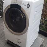 ドラム洗濯機 7.0kg シャープ ES-S70-WL 2016年製