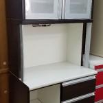 ニトリ キッチンボード(レンジボード) 幅:100cm×高さ:180cm