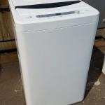 洗濯機 ヤマダ電機 2015年製 6.0k YWM-T60A1