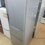 3ドア冷蔵庫 265L 日立 R-K270EV 2014年製