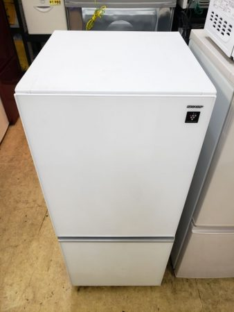 シャープ 137L冷蔵庫 SJ-GD14C 2017年製