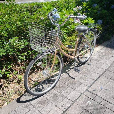 26インチ 自転車 コーナン オートライト 6段変速