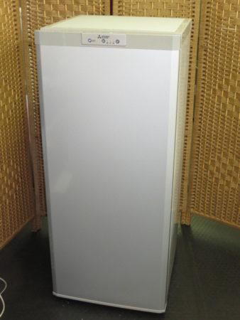三菱 冷凍庫 121L MF-U12B-S1 2018年製