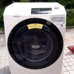 ドラム洗濯機 日立 11.0K BD-SV110AL 2017年製