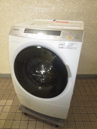 ドラム洗濯機 Panasonic NA-VX5000L 2011年製