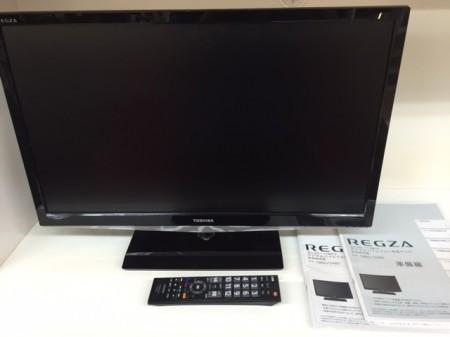24インチ液晶テレビ 東芝 2012年製 24B5