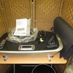 アルインコ 3D振動マシン バランスウェーブ FAV3017