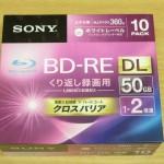 新品 SONY ビデオ用ブルーレイディスク 10BNE2VGPS2