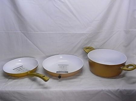 未使用 フライパン 鍋 セラフィット 3点セット