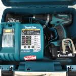 マキタ 充電式震動ドライバドリル HP440DRFX