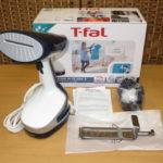 T-fal 衣類スチーマー アクセススチーム プラス DT8100