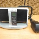 SANYO ラジオ付きICレコーダー ICR-RS110M マルチクレードル付