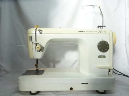 JUKI ジューキ 職業用ミシン TL-90 SPUR 90 ジャンク品