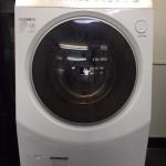 ドラム洗濯機 10.0K シャープ 2013年製 ES-V530-NL
