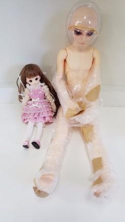 赤木社 キャストドール ビスクドール 球体関節人形
