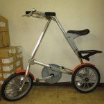 折りたたみ式自転車 STRiDA ストライダ 16インチ