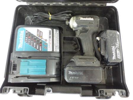 マキタ 充電式インパクトドライバー TD170DRGXB