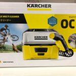 未開封品 KARCHER(ケルヒャー)マルチクリーナー OC3