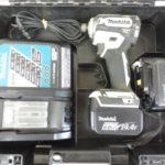 マキタ 充電式インパクトドライバー TD161D