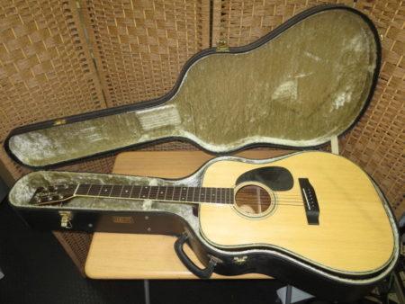 Morris アコースティックギター W-35