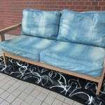 WTW デニムソファ TISMO SOFA DENIM 2S