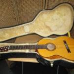 Aria フラメンコギター AC70-F