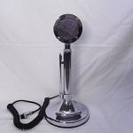 ASTATIC SILVER EAGLE スタンドマイク 無線用マイク