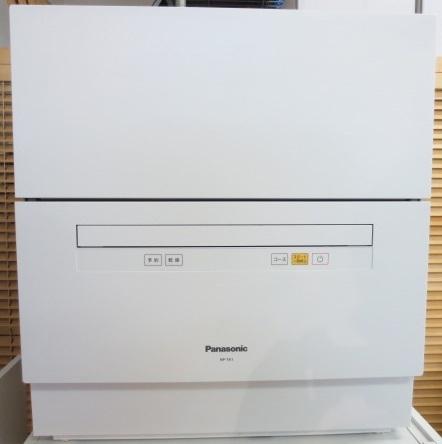 パナソニック 食器洗い乾燥機 NP-TA1-W 2017年製
