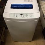 4.2K 洗濯機 ハイアール 2015年製  JW-K42K