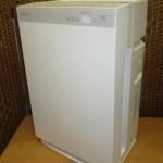 美品 加湿空気清浄機 ダイキン MCK70UY-W 2018年製 加湿機能部未使用