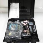 マキタ 充電式インパクトドライバ TD170DRGXP