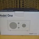 未使用 チボリオーディオ AM/FMラジオ Model One M1CLA
