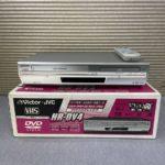 Victor DVDプレーヤー一体型ビデオデッキ HR-DV4