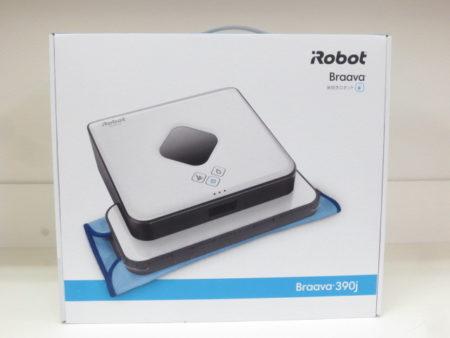 未開封 アイロボット ブラーバ 390j 床拭きロボット