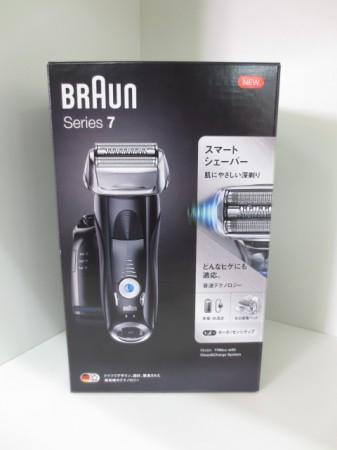 新品未開封 電動シェーバー ブラウン シリーズ7 7760cc